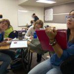 9 Alumnos en clase Signos Vitales