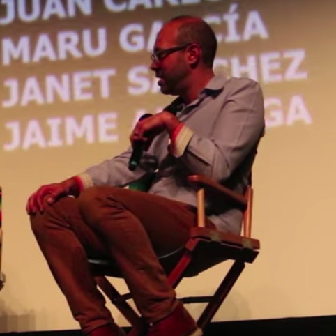 "Samuel Douek, fundador del ""Hola México"" Festival de cine"