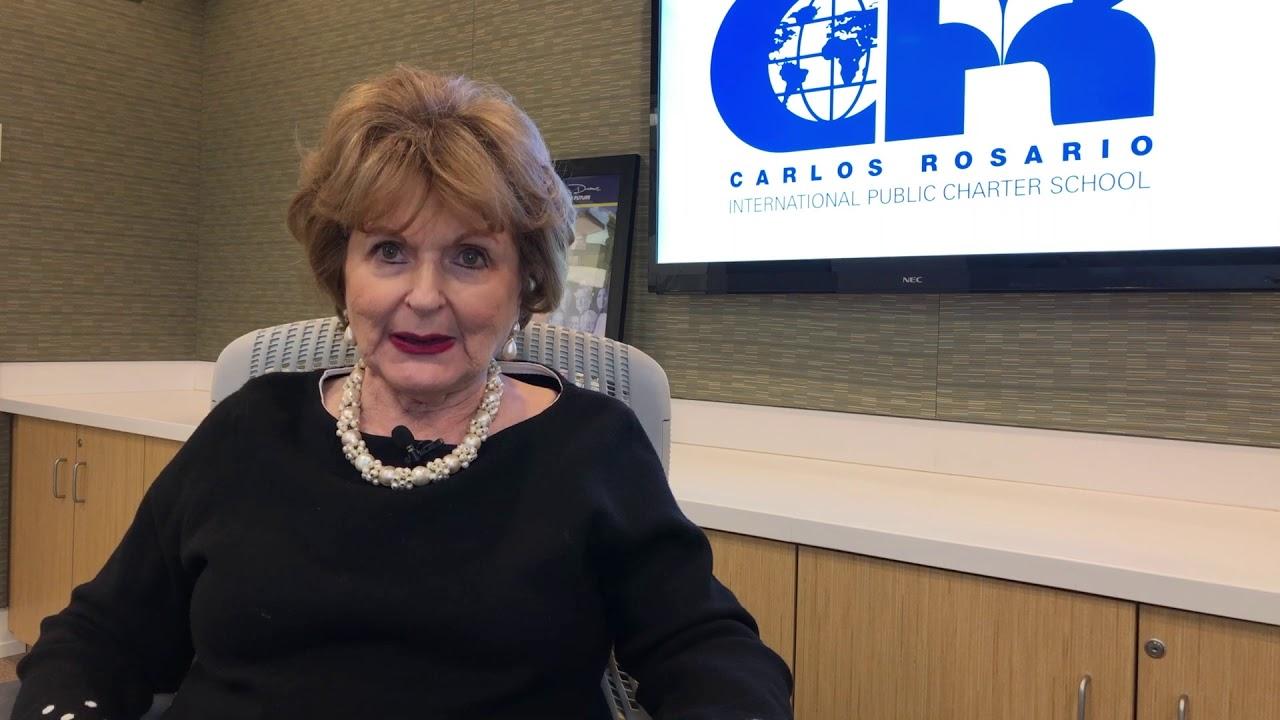 Sonia Gutiérrez Fundadora Escuela Carlos Rosario