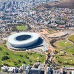 Estadio en Ciudad del Cabo ©Shutterstock