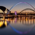 Puentes Newcastle ©Shutterstock