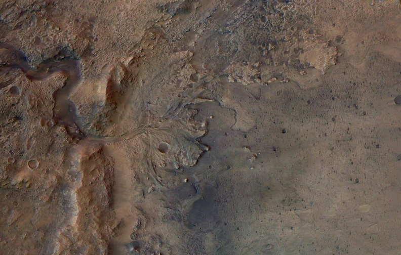 Cráter Jezero