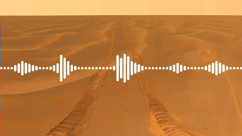 El rover Perseverance capturará sonidos del Marte