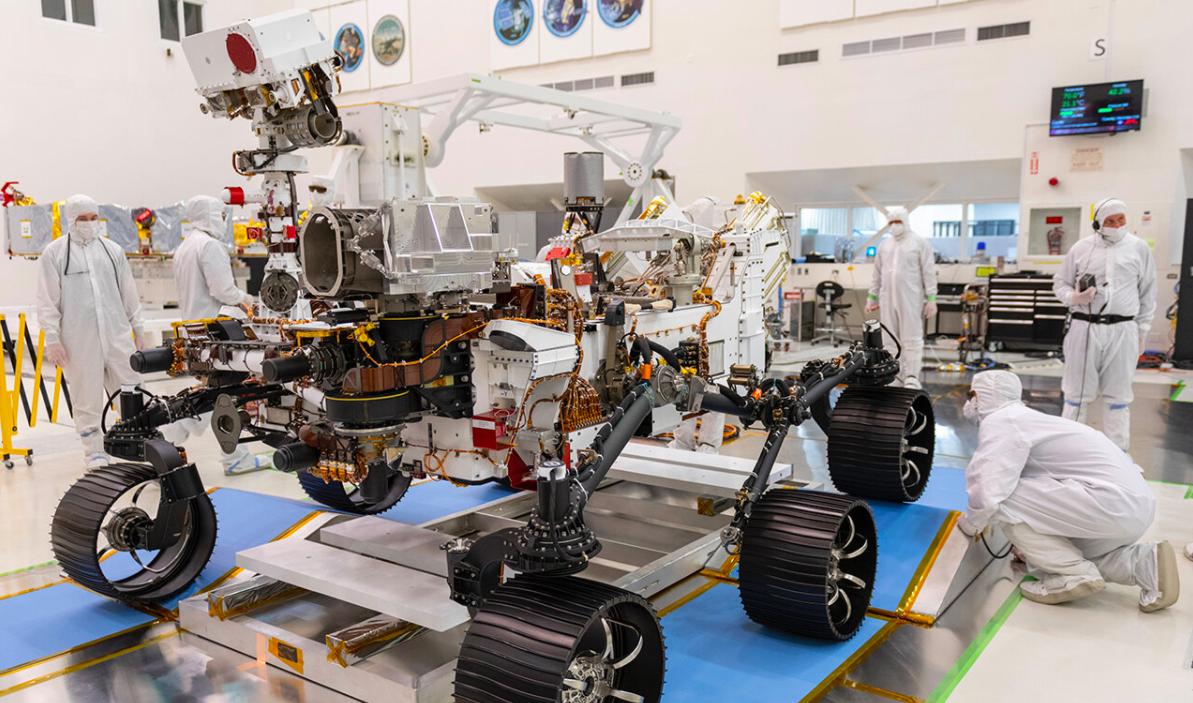 7 cosas que debe saber sobre el rover de la NASA