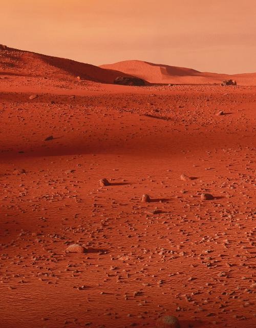 Misión a Marte 2021