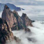 Montañas aereas - Corea del Sur