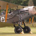 Bristol WWI Bomber